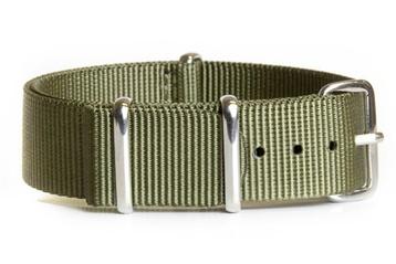 Khaki Green NATO strap