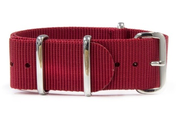 Red NATO strap
