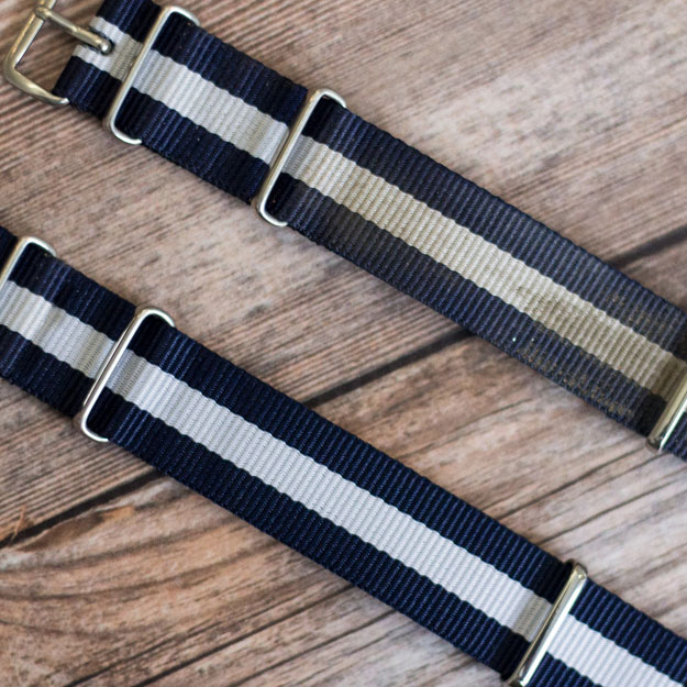 How to Clean a NATO Watch Strap