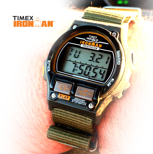 Timex Ironman and Timex Marathon replacement watch straps