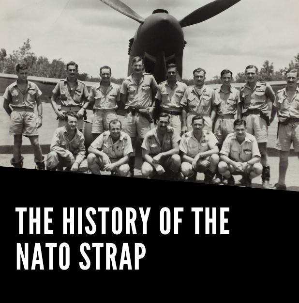 The History of the NATO Strap