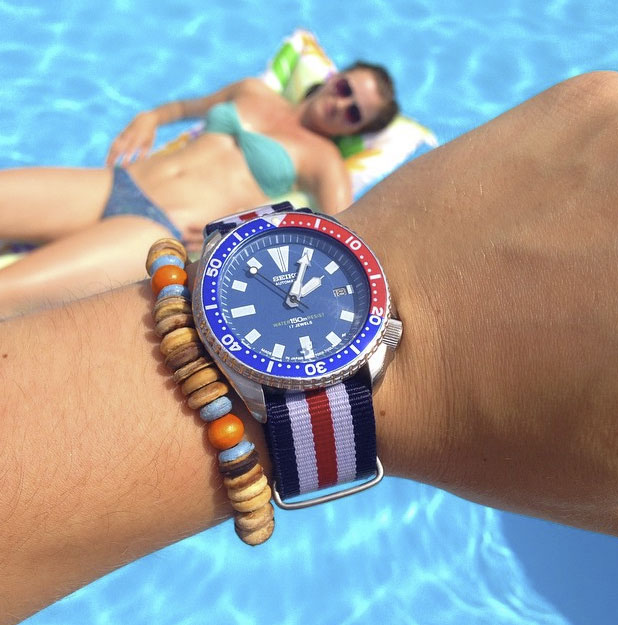 Colourful watch straps to make your wrist pop this summer