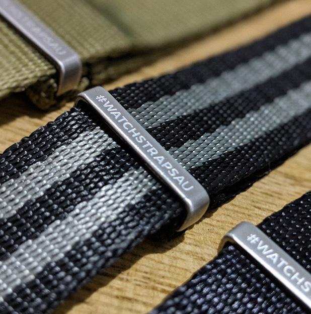 Seatbelt NATO straps - Now in stock!